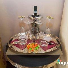 Отель Locanda Del Sole Улучшенный номер с различными типами кроватей фото 4