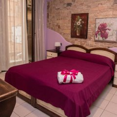 Отель Affittacamere Arcobaleno 2* Улучшенный номер с различными типами кроватей фото 3