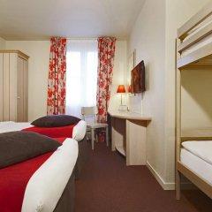 Отель Campanile Val de France 3* Стандартный номер с двухъярусной кроватью фото 2