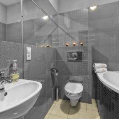 Отель Aparts Bed & Breakfast 3* Апартаменты с различными типами кроватей фото 12