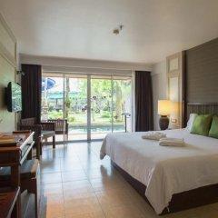 Отель Phuket Orchid Resort and Spa 4* Стандартный номер с двуспальной кроватью фото 18
