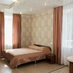 Hotel na Turbinnoy комната для гостей фото 4