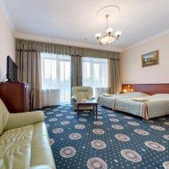 Гостиница Ревиталь Парк 4* Номер Комфорт с различными типами кроватей фото 5
