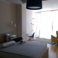Гостиница Zolotaya Bukhta в Анапе отзывы, цены и фото номеров - забронировать гостиницу Zolotaya Bukhta онлайн Анапа комната для гостей фото 3