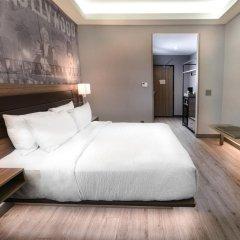 Отель Avenue США, Лос-Анджелес - отзывы, цены и фото номеров - забронировать отель Avenue онлайн комната для гостей фото 3