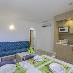 Отель Aparthotel Holiday Center 3* Апартаменты с различными типами кроватей фото 4