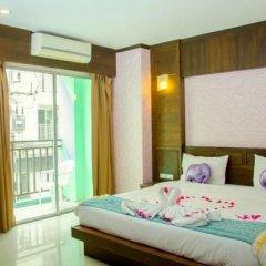 Hawaii Patong Hotel 3* Стандартный номер с двуспальной кроватью фото 2