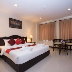 Отель True Siam Rangnam Бангкок комната для гостей