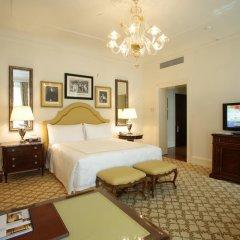 Four Seasons Hotel Firenze 5* Улучшенный номер с различными типами кроватей фото 3