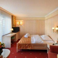 Wellness Hotel La Ginabelle 4* Стандартный номер с различными типами кроватей фото 2