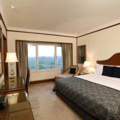 Отель Taj Palace, New Delhi 5* Представительский люкс с различными типами кроватей фото 2