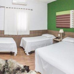 Samambaia Executive Hotel 2* Стандартный номер с различными типами кроватей фото 14