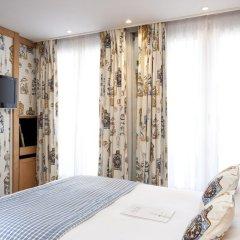 Отель Hôtel Le Regent Paris 3* Стандартный номер с двуспальной кроватью