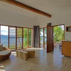 Отель The Remote Resort, Fiji Islands 4* Вилла Делюкс с различными типами кроватей фото 5