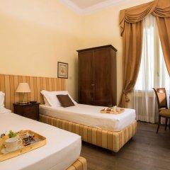 Отель I Giardini Del Quirinale Стандартный номер с двуспальной кроватью фото 17