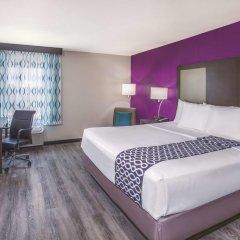 Отель La Quinta Inn & Suites Effingham 2* Стандартный номер с различными типами кроватей фото 2