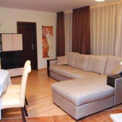 Апартаменты Elit Pamporovo Apartments Люкс с различными типами кроватей фото 5