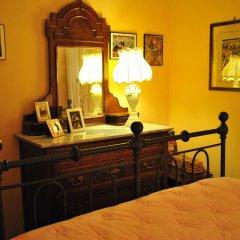 Отель Villa Le Casaline Сполето удобства в номере