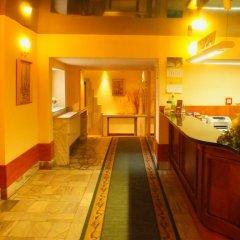 Отель Senator интерьер отеля