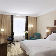 Гостиница Хилтон Гарден Инн Москва Красносельская 4* Стандартный номер разные типы кроватей фото 3