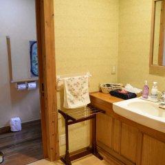 Отель Yamashinobu Минамиогуни ванная