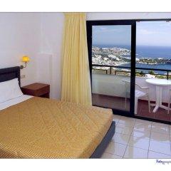 Pela Mare Hotel 4* Студия с различными типами кроватей фото 4