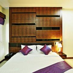Отель At Phuket Guest House 2* Улучшенный номер с различными типами кроватей фото 2