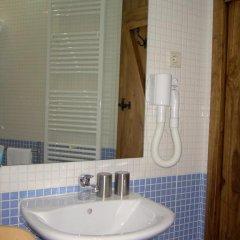 Отель A Lagosta Perdida Стандартный семейный номер разные типы кроватей фото 17