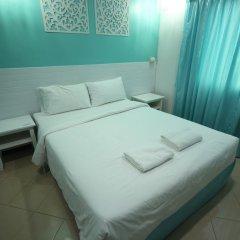 Preme Hostel Стандартный номер с двуспальной кроватью фото 2