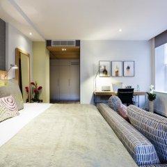 Apex City of Glasgow Hotel 4* Стандартный номер с двуспальной кроватью фото 6