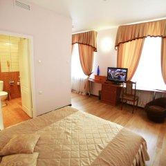 Престиж Центр Отель 3* Стандартный номер с различными типами кроватей фото 19