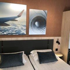 Airport Hotel Pilotti 3* Стандартный номер с различными типами кроватей фото 11