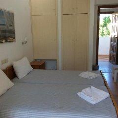 Отель Marina Hotel Греция, Ситония - отзывы, цены и фото номеров - забронировать отель Marina Hotel онлайн комната для гостей фото 3