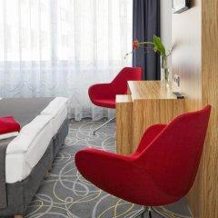 Отель City-herberge Dresden 3* Номер Комфорт с двуспальной кроватью фото 4