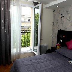 Отель Hôtel Alane 3* Стандартный номер с различными типами кроватей фото 21