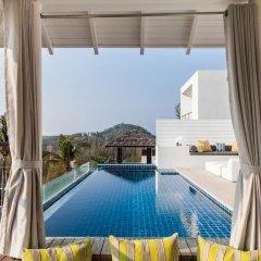 Отель Villa Sammasan - an elite haven бассейн