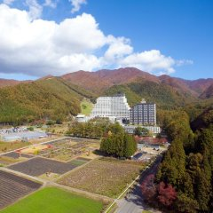 Hotel Listel Inawashiro Main Building Condominium Айдзувакамацу фото 2