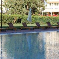 Отель Boomerang Residence Солнечный берег приотельная территория