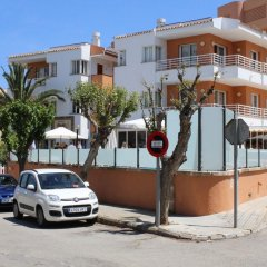 Отель Apartamentos Bauló Mar парковка