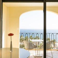 Отель Hilton Malta 5* Номер Делюкс с 2 отдельными кроватями фото 6