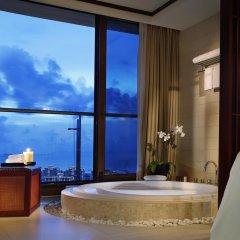 Отель Serenity Coast All Suite Resort Sanya 5* Люкс с различными типами кроватей фото 3