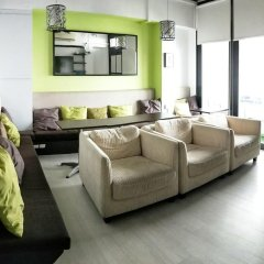 Wink Hostel Сингапур комната для гостей