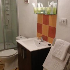 Отель Casa Rural Puerta del Sol 3* Стандартный семейный номер с двуспальной кроватью фото 5