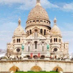 Апартаменты Montmartre Apartments Picasso Париж приотельная территория