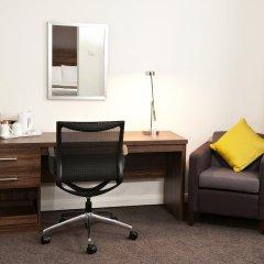 Отель Holiday Inn LIVERPOOL CITY CENTRE Великобритания, Ливерпуль - отзывы, цены и фото номеров - забронировать отель Holiday Inn LIVERPOOL CITY CENTRE онлайн удобства в номере фото 2