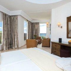Отель Africa Jade Thalasso 4* Улучшенный номер с различными типами кроватей фото 6