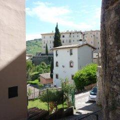 Отель Domus Eroli Сполето балкон