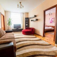 Отель Guide of Minsk Ploschad Pobedy Минск комната для гостей фото 3