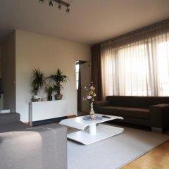 Отель Eurovillage Suites Brussels 3* Улучшенные апартаменты с различными типами кроватей фото 3