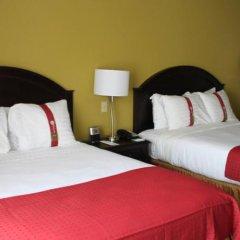 Отель Holiday Inn Vicksburg США, Виксбург - отзывы, цены и фото номеров - забронировать отель Holiday Inn Vicksburg онлайн комната для гостей фото 4
